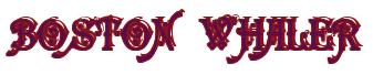 "Rendering ""BOSTON WHALER"" using Carmencita"