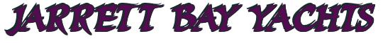 "Rendering ""JARRETT BAY YACHTS"" using Braveheart"