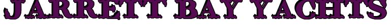 """Rendering """"JARRETT BAY YACHTS"""" using Chicken Farm"""