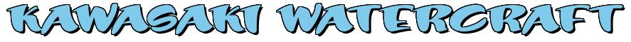 """Rendering """"KAWASAKI WATERCRAFT"""" using Daffy"""