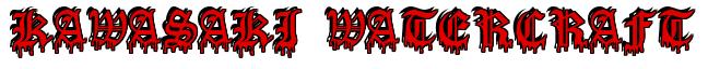 """Rendering """"KAWASAKI WATERCRAFT"""" using Dracula Blood"""