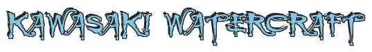 "Rendering ""KAWASAKI WATERCRAFT"" using Buffied"
