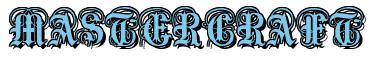 "Rendering ""MASTERCRAFT"" using Anglican"