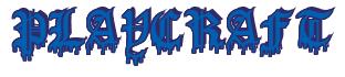 """Rendering """"PLAYCRAFT"""" using Dracula Blood"""