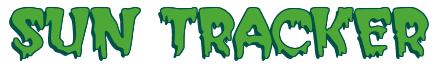 "Rendering ""SUN TRACKER"" using Creeper"