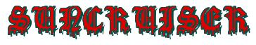"Rendering ""SUNCRUISER"" using Dracula Blood"