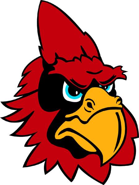 Signspecialist Com Mascots Decals Cardinal Head 3