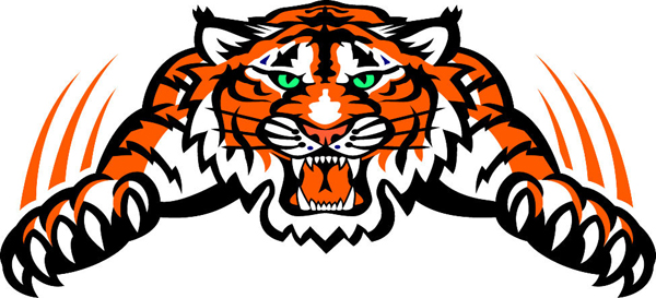 tiger pride clip art - photo #20