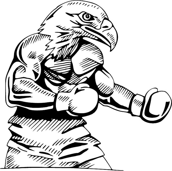 football mascot coloring pages - photo#8