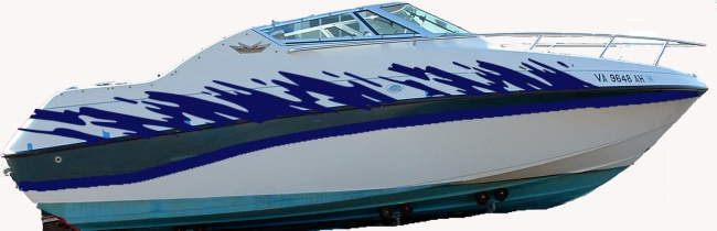 Looking For Boat Stripe Decals