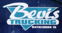Truck door lettering we design for free for Semi truck lettering ideas