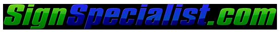 SignSpecialist.com Logo