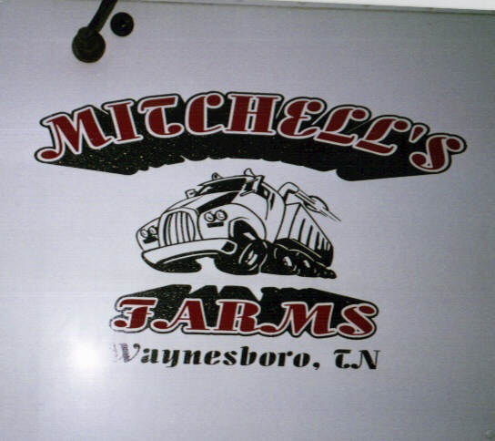 Truck Lettering Picture Gallery